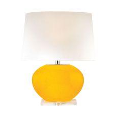 Marigold Bowl Lamp