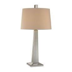 Monumental Mirror Table Lamp