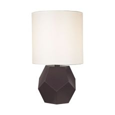 Royaume 1 Light Table Lamp In Bronze Finish