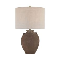 Concepcion 1 Light Table Lamp In Rust