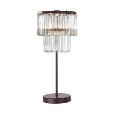 Antoinette 1 Light Table Lamp In Bronze