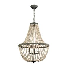 Cote Des Basques Pearl Chandelier