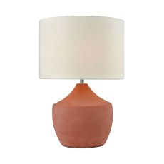 Curacao Table Lamp - Coral