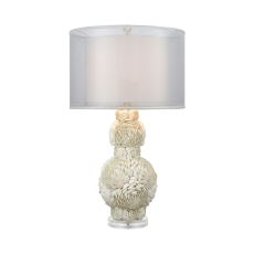 Portonovo White Table Lamp