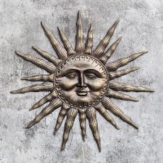 Dawn's Light Sun Wall Plaque