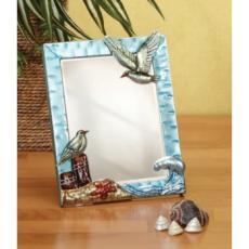 Small Coastal Table  Mirror