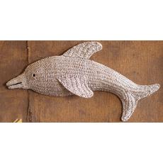 Dolphin Woven Wall Art