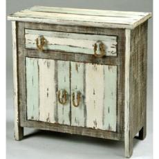 Driftwood 2-Door Cabinet