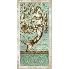 Driftwood Mermaid No.1 Wall Art