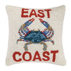 East Coast Hook Pillow