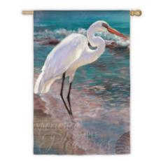 Egret Flag