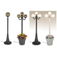 Patio Living Concepts European Globe Patio Lamp