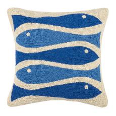 Fish Ribbon Hook Pillow