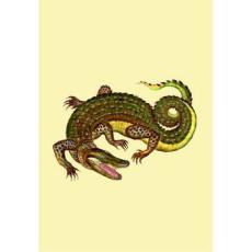 Alligator Designer Flag