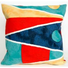 Nautical Flag Indoor Outdoor Pillow