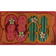 Flip Flops Coco Doormat