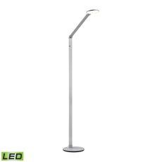 Mono Disc Elbow Floor Lamp