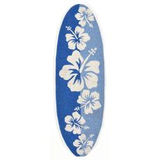Floralboard Blue Indoor Outdoor Rug