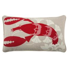 Lobster Flax Pillow