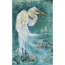 Great Egret Wall Art