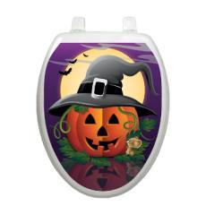 Halloween Toilet Seat Decoration