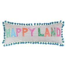 Happy Land  Pillow