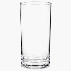 Acrylic Hi-Ball Glasses Set Of 4