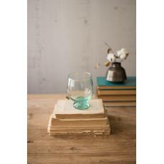 Chunky Stem Highball Cocktail Glass (Set Of 6)