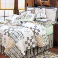 Hightide Shells Bedding