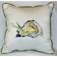 Oyster Indoor Outdoor Pillow