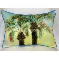 Palms Indoor Outdoor Pillow
