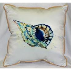 Betsy's Shell Indoor / Outdoor Pillow