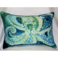 Octopus Indoor / Outdoor Pillow
