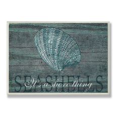 It's  a Shore Thing  Wall Plaque