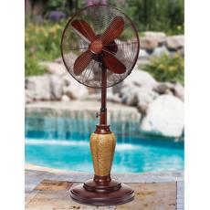 Deco Breeze Adjustable Outdoor Standing Fan- Kailua