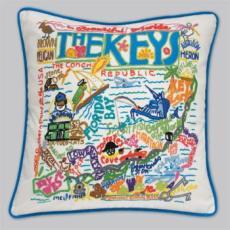 The Florida Keys Pillow