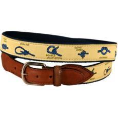Nautical Knots Belt