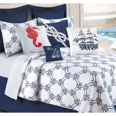 Knotty Buoy Bedding