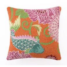 Koi Fish II Hook Pillow