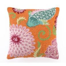 Koi Fish I Hook Pillow
