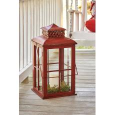 Large Red Lantern