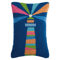 Lighthouse Hook Pillow