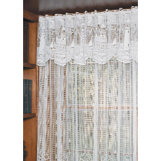 Lighthouse Valances and Tiers