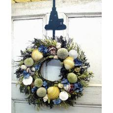Lighthouse Wreath Holder