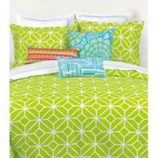 Trina Turk Trellis Lime Comforter Set