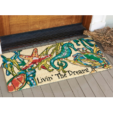 Livin' The Dream Doormat