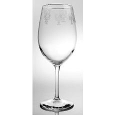 Lobster Pod All Purpose Wine Glasses Set of 4