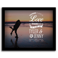 Personalized Love & Life Art