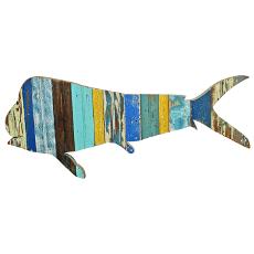 Mahi Wooden Plaque