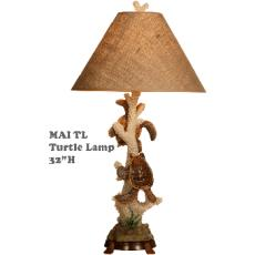 Sea Turtle Lamp